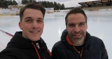 Andreas Söderman och Andreas Westh