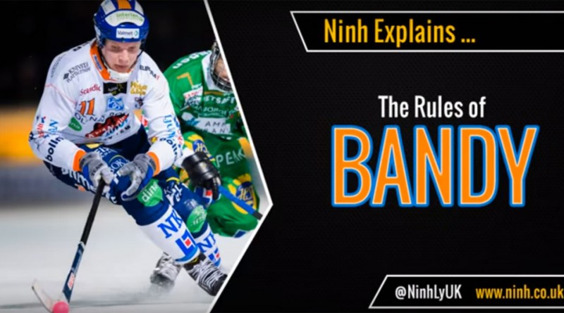 The Rules of Bandy