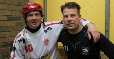 Tomas Knutson och Jesper Bryngelson